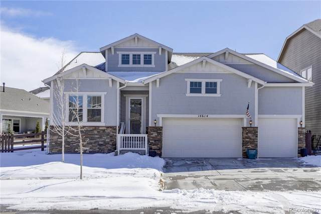 14614 Haley Avenue, Parker, CO 80134 (#7509739) :: The Harling Team @ Homesmart Realty Group