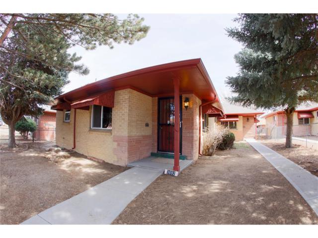 3692 S Grape Street, Denver, CO 80207 (MLS #7509745) :: 8z Real Estate
