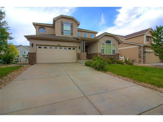 1423 S Haleyville Circle, Aurora, CO 80018 (MLS #7510161) :: 8z Real Estate