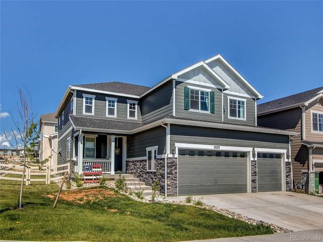 5225 Ditmars Lane, Castle Rock, CO 80104 (MLS #7510193) :: Clare Day with Keller Williams Advantage Realty LLC