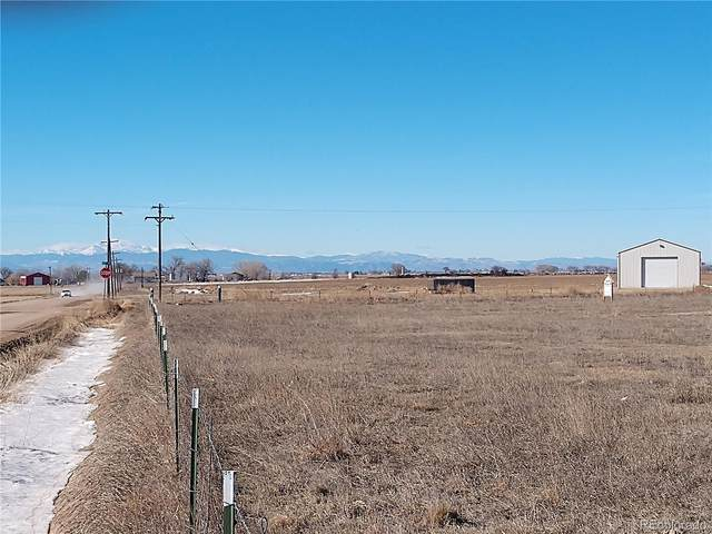 County Road 45, Eaton, CO 80615 (MLS #7510677) :: 8z Real Estate