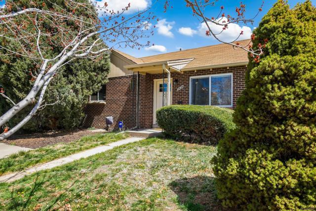 3030 Newport Street, Denver, CO 80207 (#7510681) :: Colorado Home Finder Realty