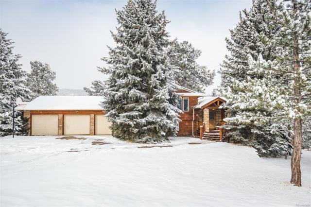 2260 Interlocken Drive, Evergreen, CO 80439 (#7510797) :: The Peak Properties Group