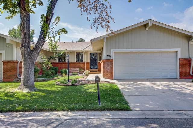 11922 E Maple Avenue, Aurora, CO 80012 (#7511038) :: The Peak Properties Group
