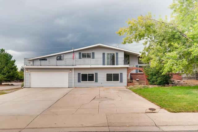 7456 S Pierce Court, Littleton, CO 80128 (#7511275) :: The City and Mountains Group