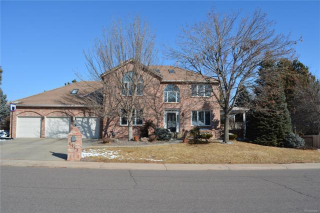 5753 W Marquette Drive, Denver, CO 80235 (#7511390) :: Hometrackr Denver