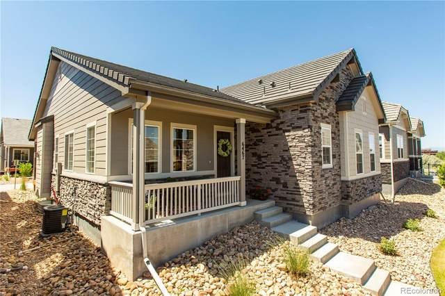 6467 Village Lane, Centennial, CO 80111 (MLS #7511666) :: 8z Real Estate