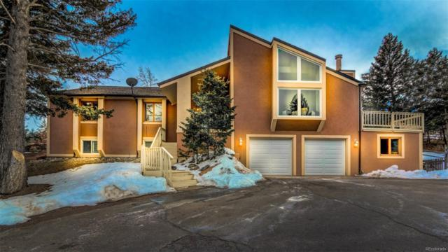 8214 Red Rock Court, Larkspur, CO 80118 (#7511721) :: The Peak Properties Group