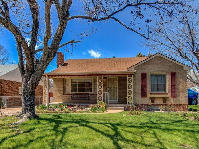 4055 S Clarkson Street, Englewood, CO 80113 (MLS #7512253) :: 8z Real Estate