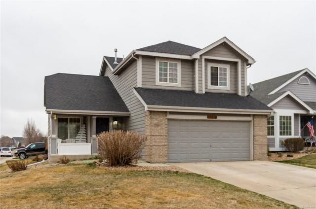 6205 Snowberry Avenue, Firestone, CO 80504 (#7512410) :: The Pete Cook Home Group