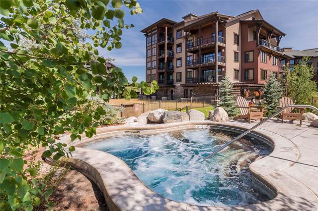 1175 Bangtail Way #4109, Steamboat Springs, CO 80487 (#7512670) :: The HomeSmiths Team - Keller Williams