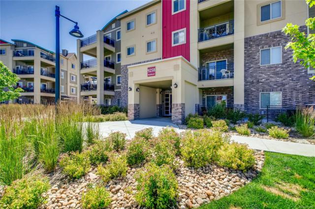 9258 Rockhurst Street #409, Highlands Ranch, CO 80129 (#7512797) :: Mile High Luxury Real Estate