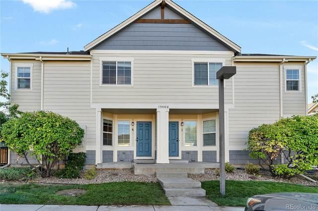 15800 E 121st Avenue E6, Commerce City, CO 80603 (#7512905) :: The Griffith Home Team