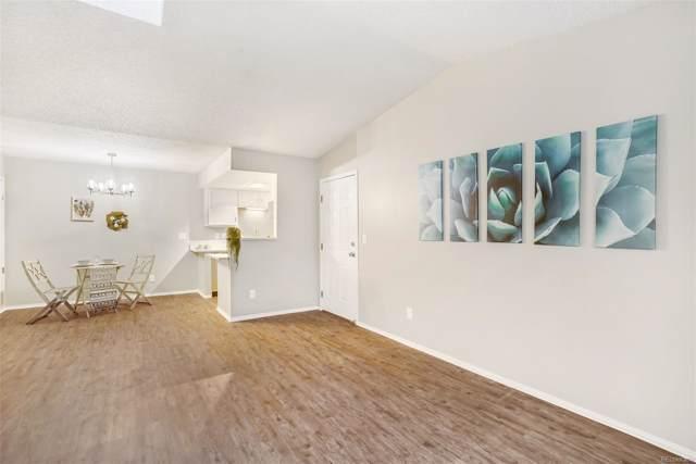 922 S Walden Street #207, Aurora, CO 80017 (MLS #7513182) :: 8z Real Estate