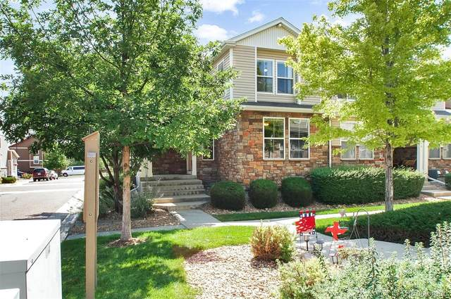 9758 Laredo Street 35A, Commerce City, CO 80022 (MLS #7513594) :: Clare Day with Keller Williams Advantage Realty LLC