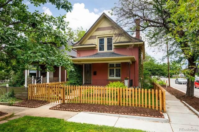 3065 N Gilpin Street, Denver, CO 80205 (#7513689) :: Compass Colorado Realty