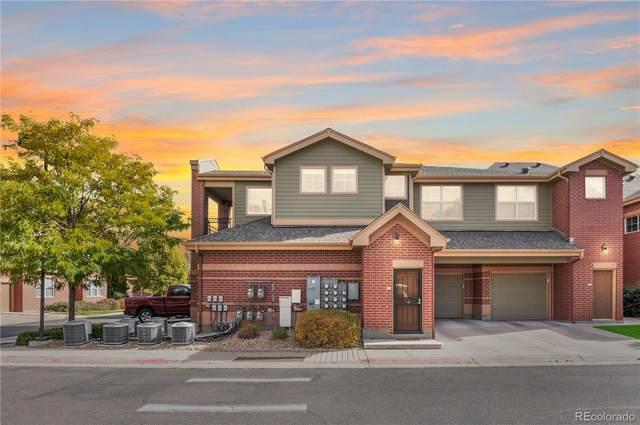 9637 E 5th Avenue #205, Denver, CO 80230 (#7514456) :: James Crocker Team