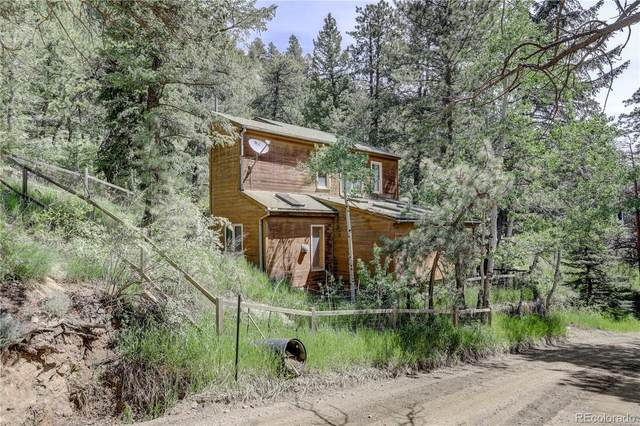 1270 Beaver Brook Canyon Road, Evergreen, CO 80439 (#7514579) :: The DeGrood Team