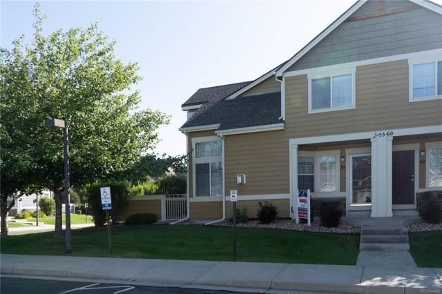 805 Summer Hawk Drive #55, Longmont, CO 80504 (#7514597) :: The Heyl Group at Keller Williams