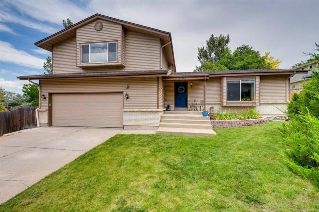 7797 S Poplar Court, Centennial, CO 80112 (MLS #7514778) :: 8z Real Estate