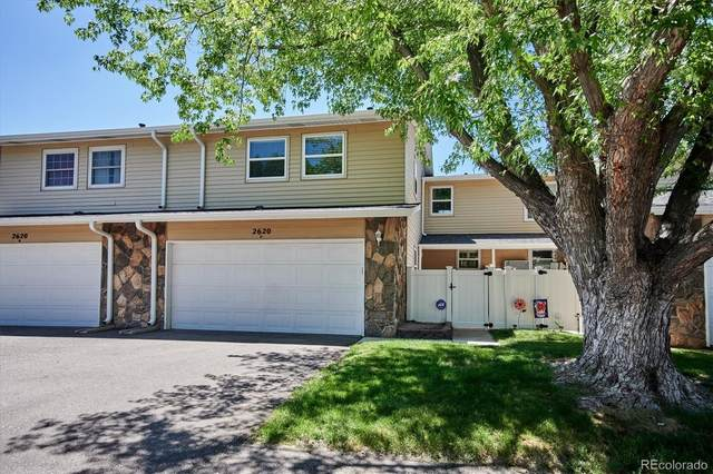 2620 S Vaughn Way C, Aurora, CO 80014 (#7514808) :: The Colorado Foothills Team | Berkshire Hathaway Elevated Living Real Estate