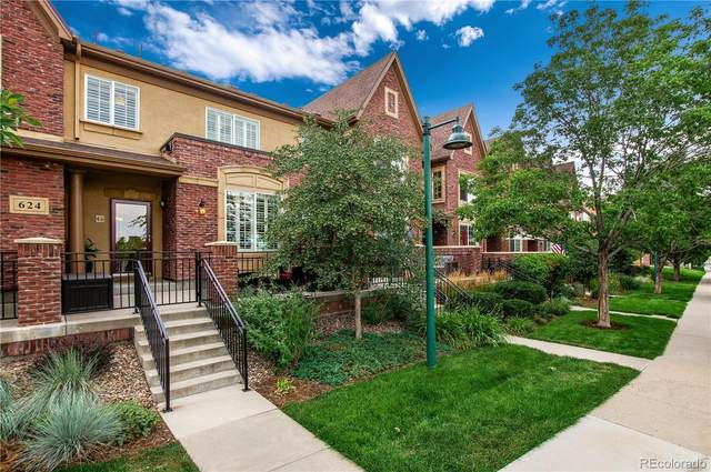 624 Green Ash Street G, Highlands Ranch, CO 80129 (#7515147) :: My Home Team
