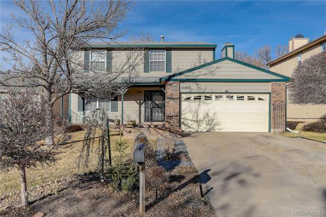 15783 E Custer Drive, Aurora, CO 80017 (MLS #7515444) :: Keller Williams Realty