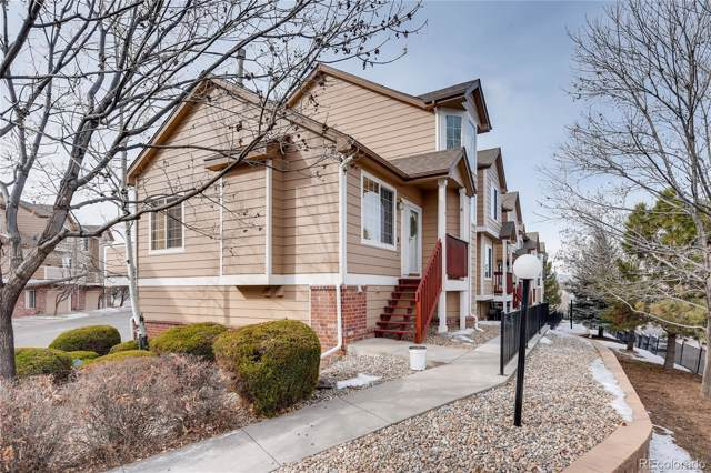 6819 S Webster Street B, Littleton, CO 80128 (MLS #7515478) :: 8z Real Estate