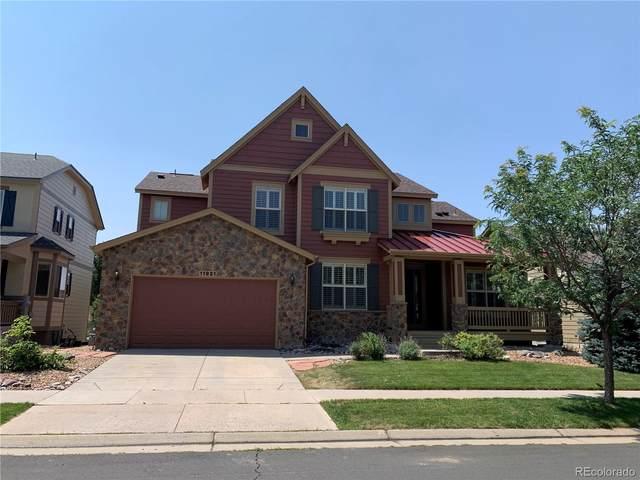 11921 S Saunter Lane, Parker, CO 80138 (#7515541) :: The Griffith Home Team