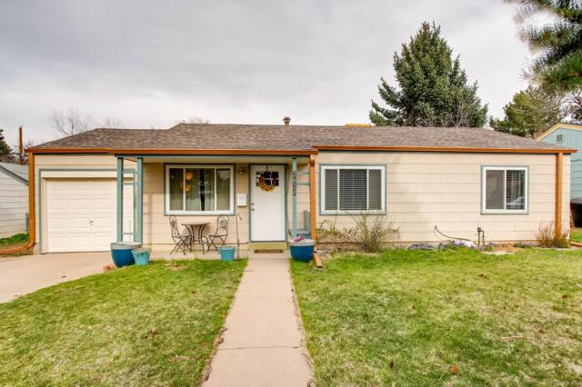 2820 S Dahlia Street, Denver, CO 80222 (#7515671) :: The Pete Cook Home Group