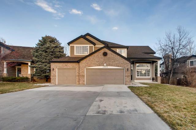15573 Flowerhill Circle, Parker, CO 80134 (#7516325) :: The Gilbert Group