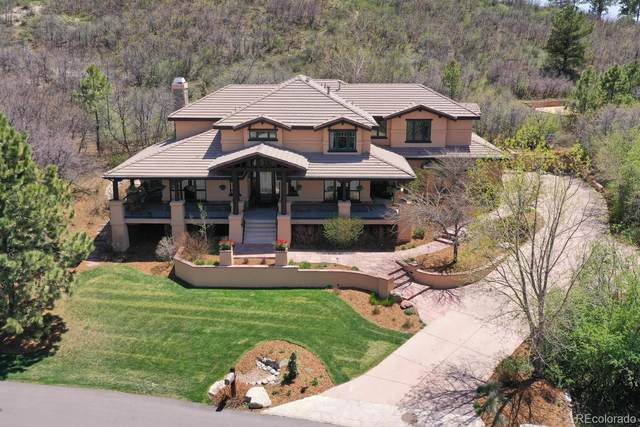 722 Evening Star Drive, Castle Rock, CO 80108 (MLS #7516380) :: 8z Real Estate