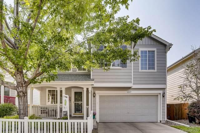 1337 S Beeler Street, Denver, CO 80247 (MLS #7516836) :: 8z Real Estate