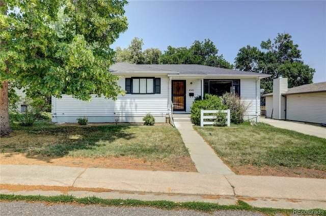 4543 E Arkansas Avenue, Denver, CO 80222 (#7516868) :: Compass Colorado Realty