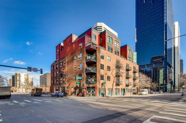 1800 Lawrence Street #208, Denver, CO 80202 (#7517042) :: Colorado Home Finder Realty