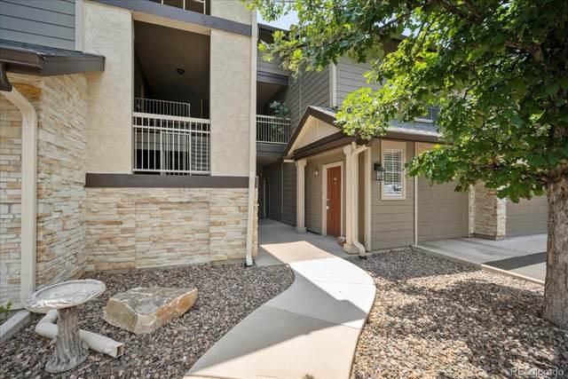 7462 S Quail Circle #427, Littleton, CO 80127 (#7517378) :: Finch & Gable Real Estate Co.