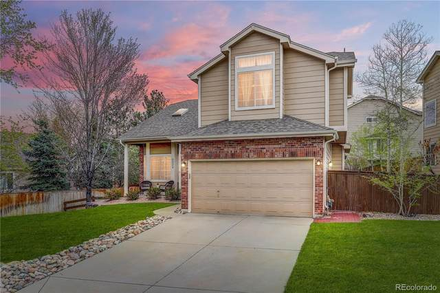 8934 Edgewood Street, Highlands Ranch, CO 80130 (#7517417) :: Portenga Properties