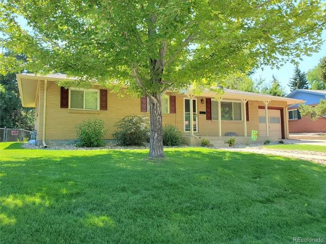 13476 W 22nd Place, Golden, CO 80401 (#7517455) :: My Home Team