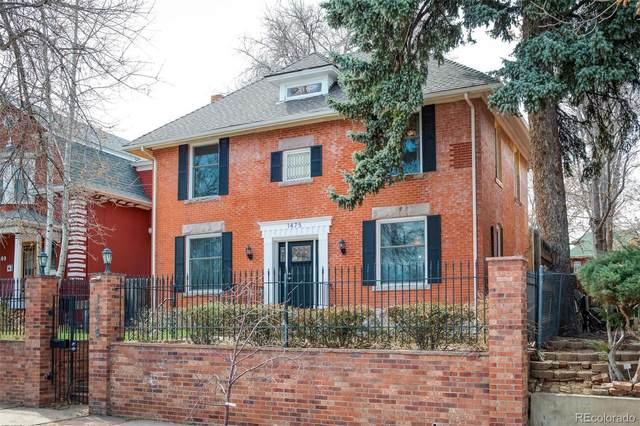 1475 N Fillmore Street, Denver, CO 80206 (#7517531) :: Wisdom Real Estate