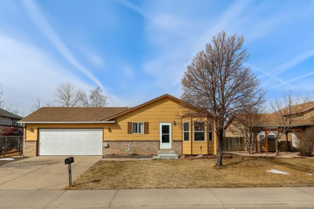 2511 Balsam Avenue, Greeley, CO 80631 (#7517959) :: The Peak Properties Group