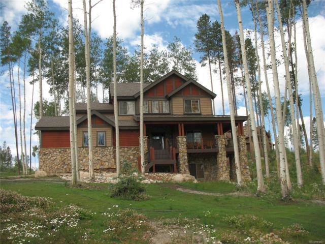 677 Leland Creek Circle, Winter Park, CO 80482 (#7518616) :: The Heyl Group at Keller Williams