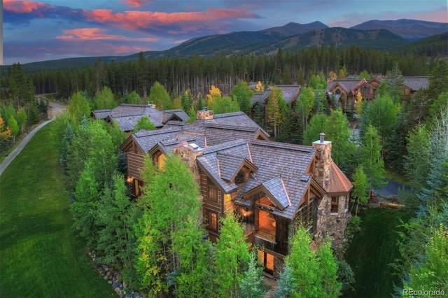 72 Snowy Ridge Road, Breckenridge, CO 80424 (#7518721) :: iHomes Colorado