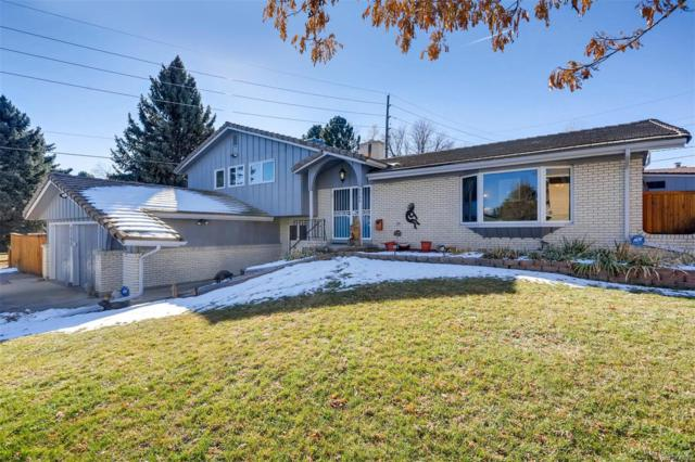 9380 E Eastman Avenue, Denver, CO 80231 (#7519063) :: House Hunters Colorado