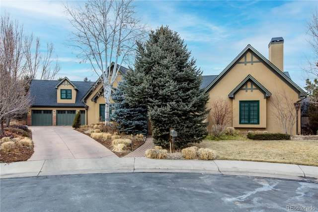 5959 S Ogden Court, Centennial, CO 80121 (#7519345) :: The DeGrood Team