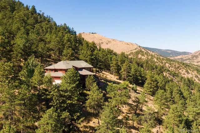 568 Rembrandt Road, Boulder, CO 80302 (MLS #7519528) :: 8z Real Estate