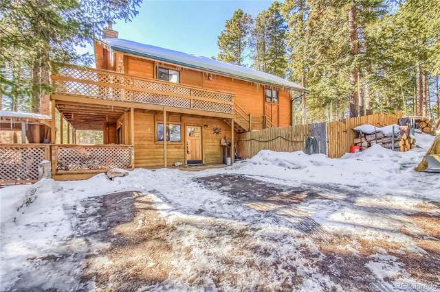 11117 Wallace Avenue, Conifer, CO 80433 (#7519582) :: The Gilbert Group