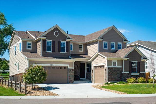3578 E 142nd Drive, Thornton, CO 80602 (#7519624) :: The Pete Cook Home Group