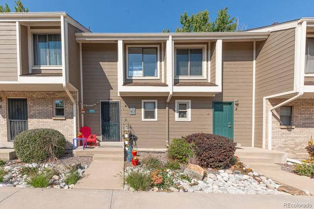 8767 W Cornell Avenue #3, Lakewood, CO 80227 (#7519660) :: The DeGrood Team