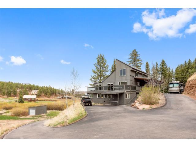 15895 Pine Lake Drive, Sedalia, CO 80135 (MLS #7519928) :: 8z Real Estate