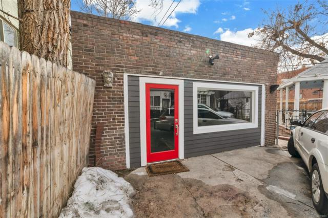 2900 W 32nd Street, Denver, CO 80211 (#7520065) :: The Heyl Group at Keller Williams